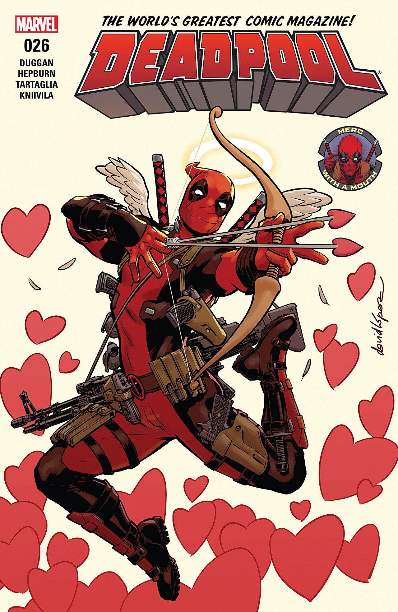 Deadpool vol. 3 #26