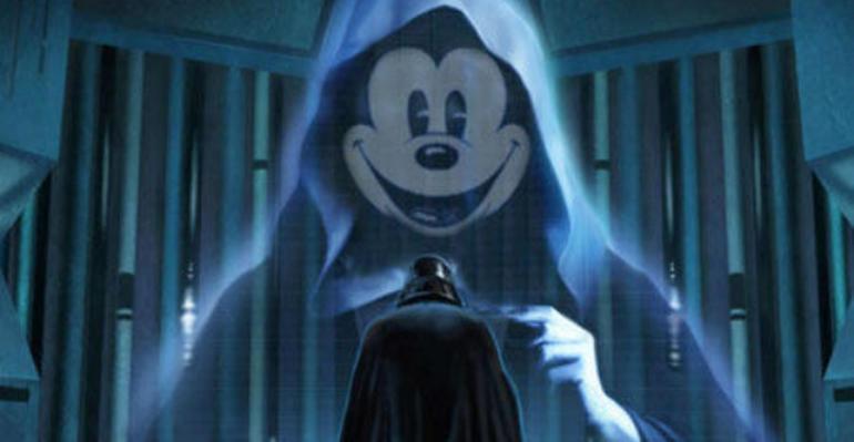 Disney przejmuje Star Wars