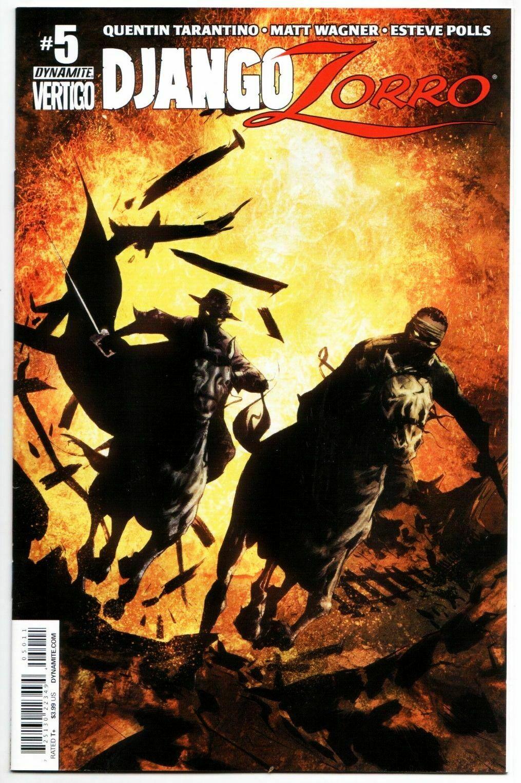 Django/Zorro #5