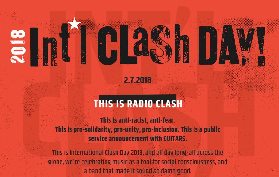 Dzień the clash