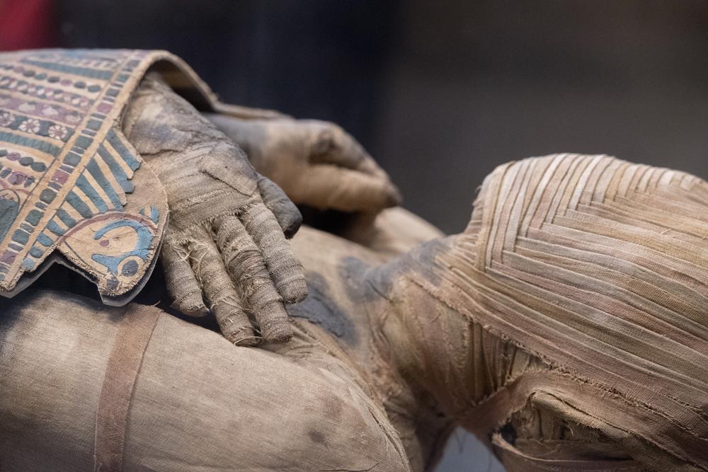 Egipska mumia