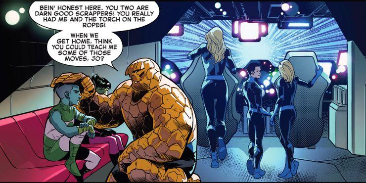 Empyre: Fantastic Four #0