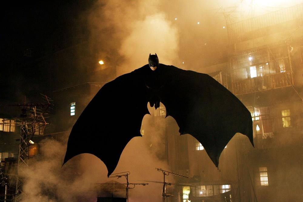 Batman - najlepszy aktor