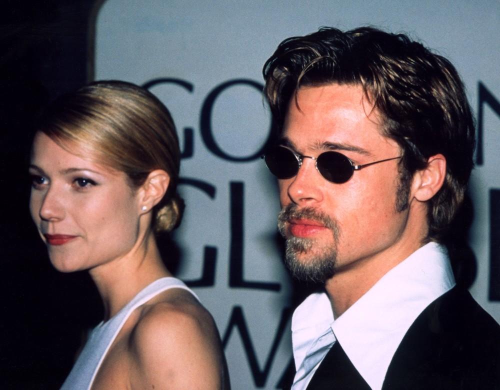 Brad Pitt Gwyneth Paltrow