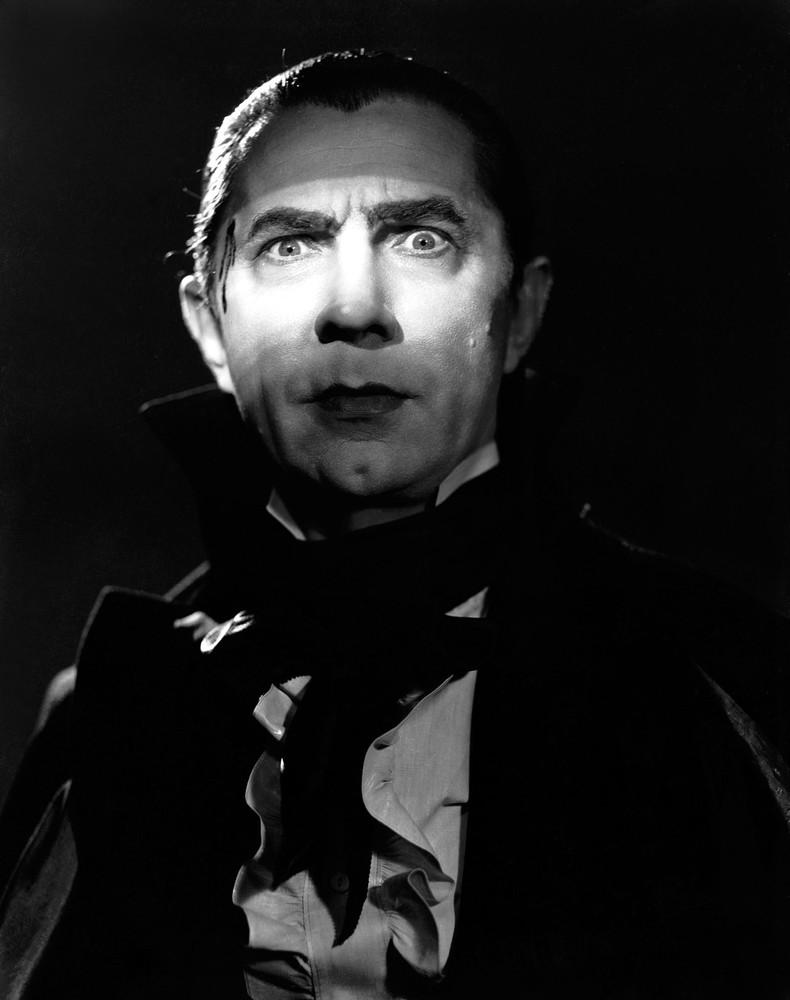 Bela Lugosi jako Dracula