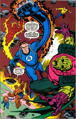 Fantastic Four the Worlds Greatest Comic Magazine #9