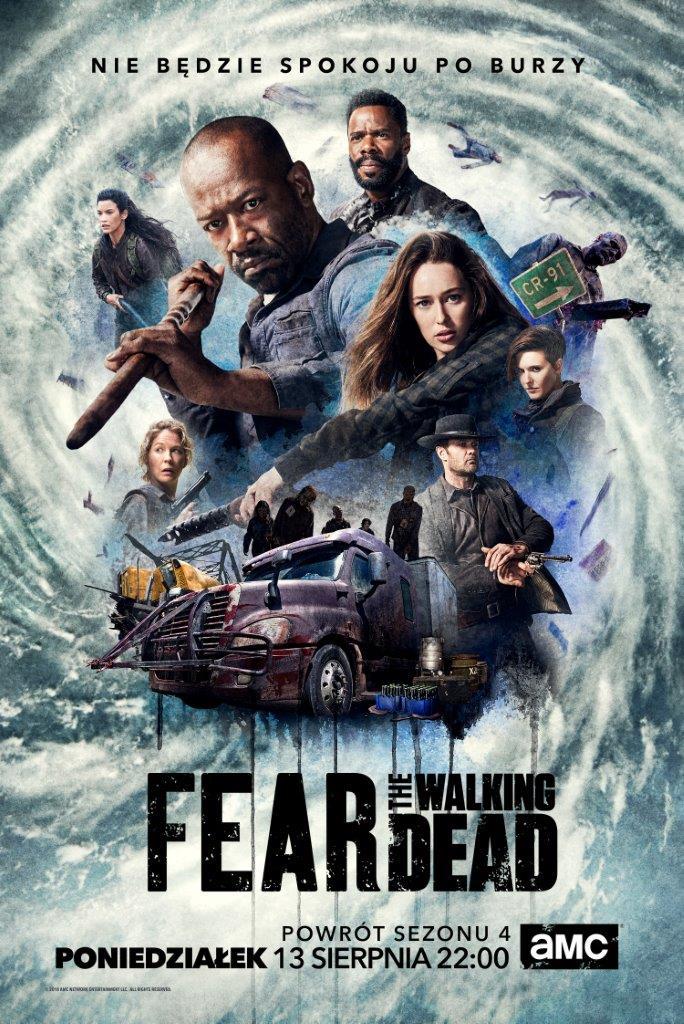 """""""Fear of The Walking Dead"""""""
