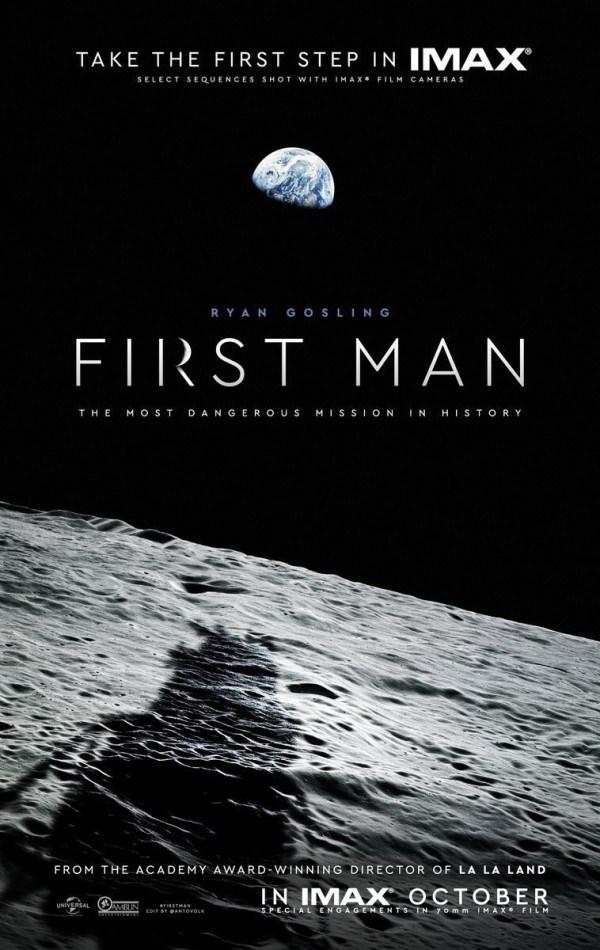 First man plakat