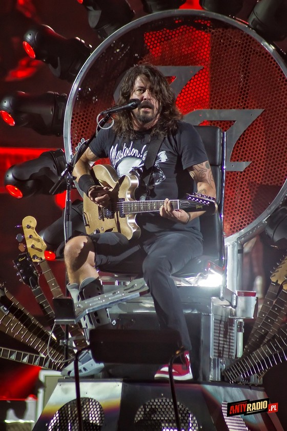 Foo Fighters 1/50