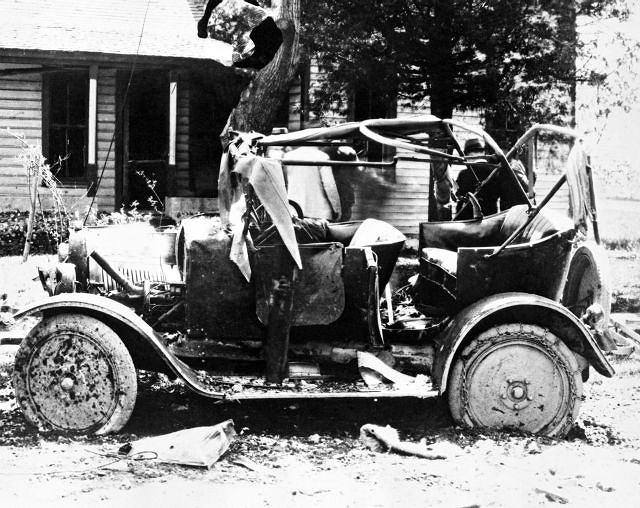 Samochód Andrew Kehoego