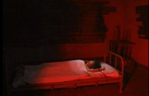"""Fot. Kadr z filmu """"Królik doświadczalny 2"""""""