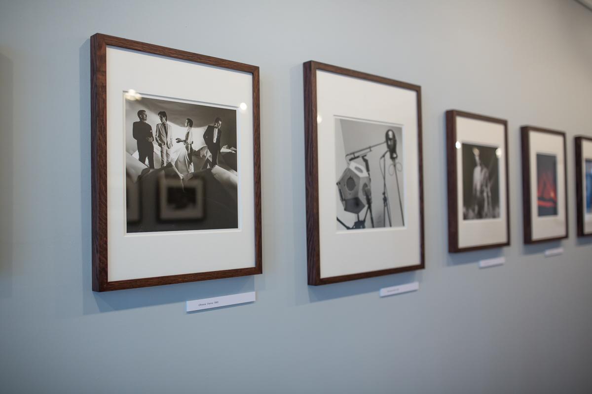 Brian Griffin wystawa