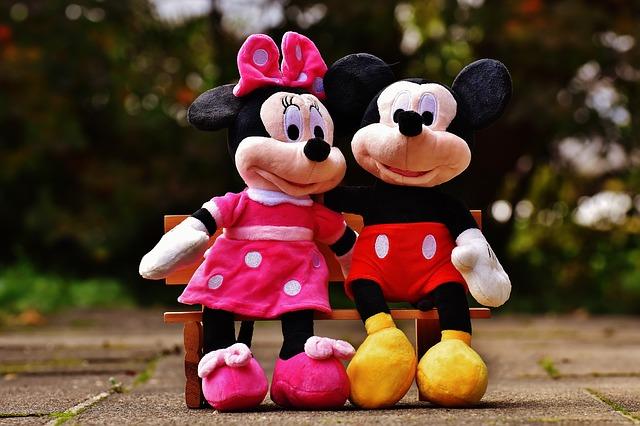 Myszka Mini i Minnie