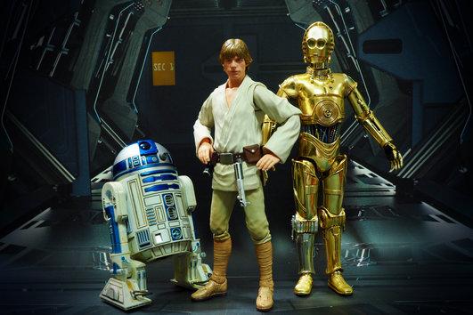 Luke, 3PO i R2