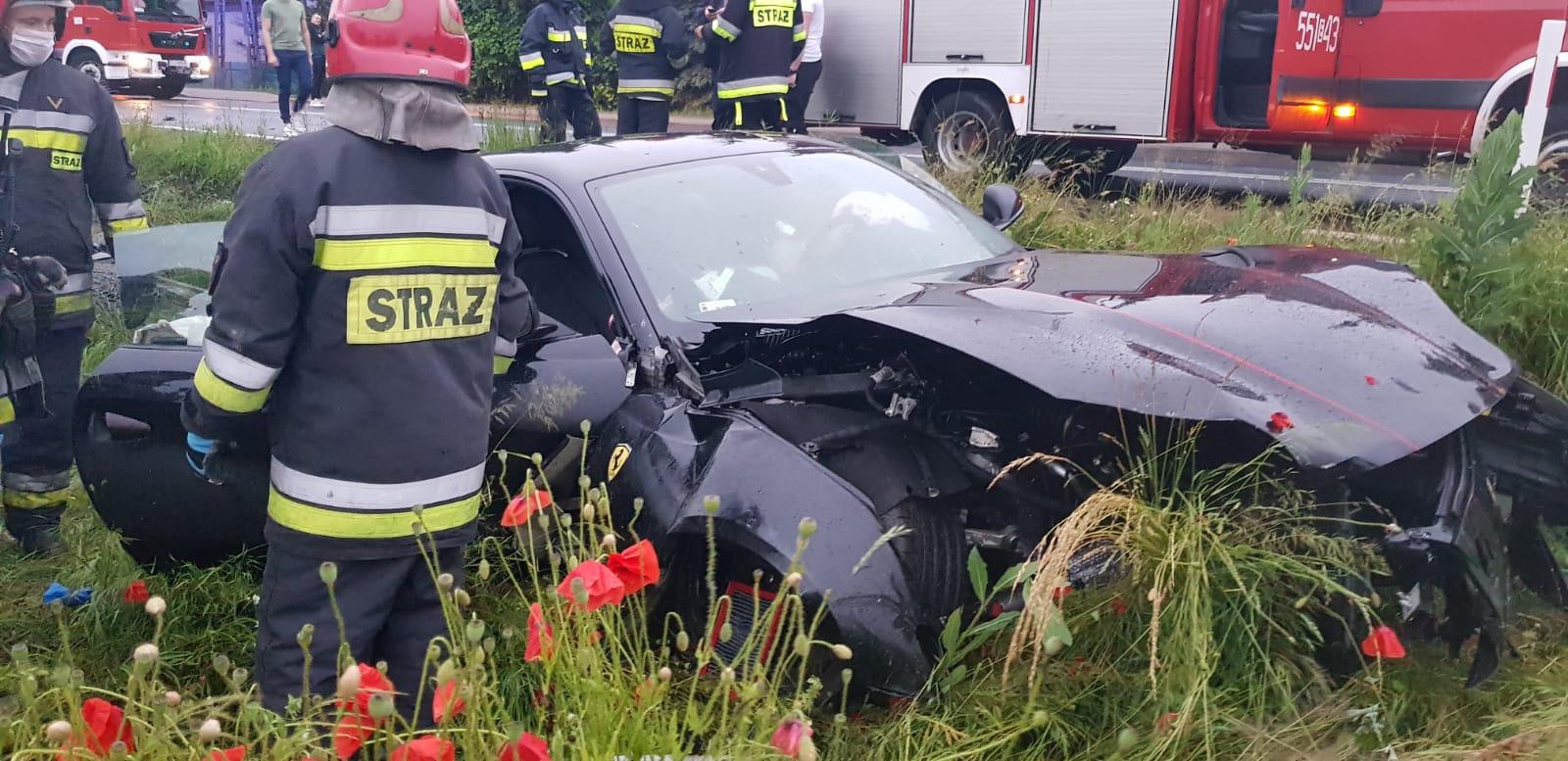 Foto: asp. sztab. Wojciech Zgodziński – JRG Wieluń/ Komenda Powiatowa Państwowej Straży Pożarnej w Wieluniu