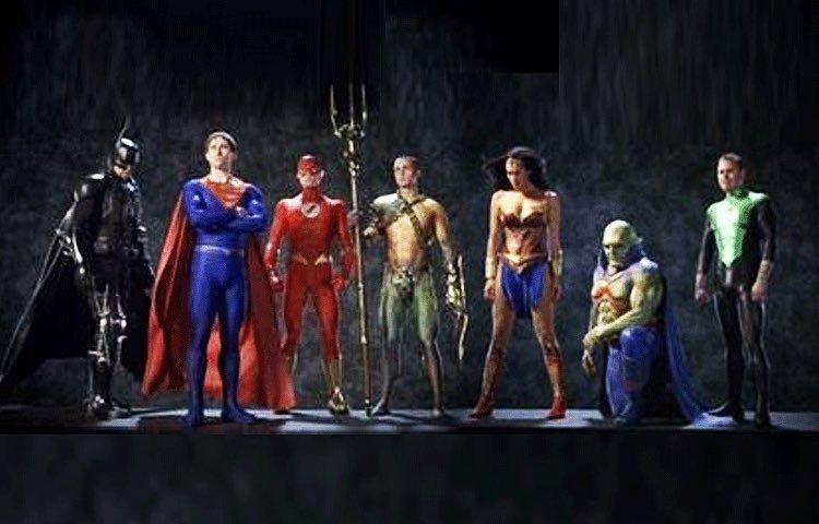 Justice League: Mortal