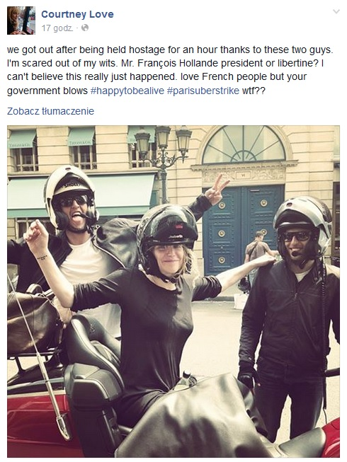 foto: Facebook/ Courtney Love