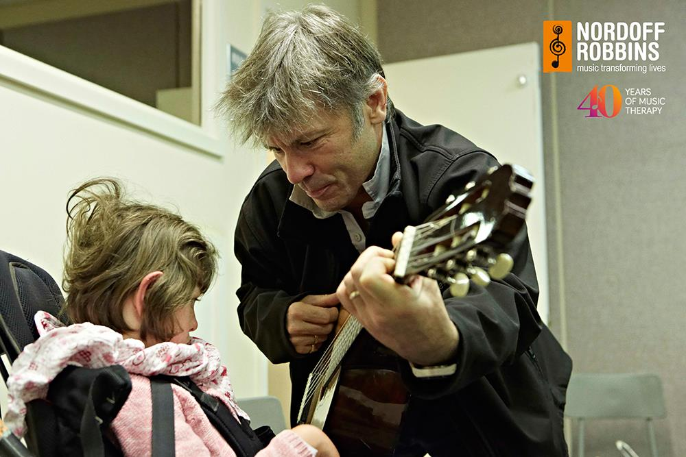 foto: Facebook/ Nordoff Robbins - Music Transforming Lives