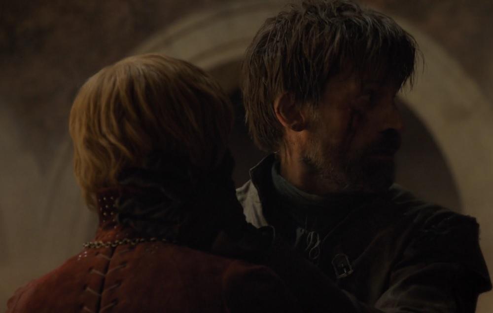 """Foto: kadr z 5. odcinka 8. sezonu """"Gry o tron"""""""