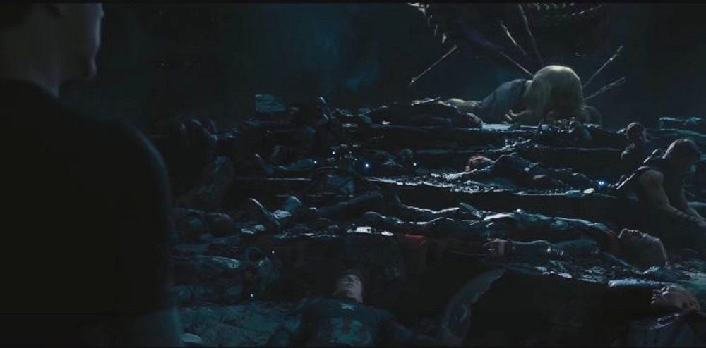 "Foto: kadr z filmu ""Avengers: Age of Ultron"""