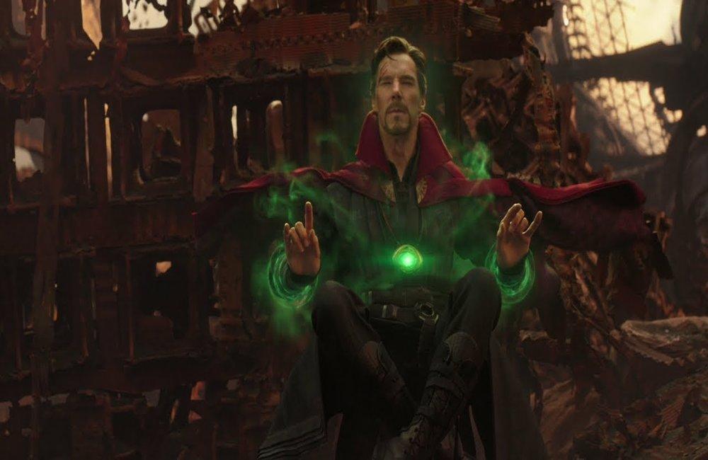 "Foto: kadr z filmu ""Avengers: Infinity War"