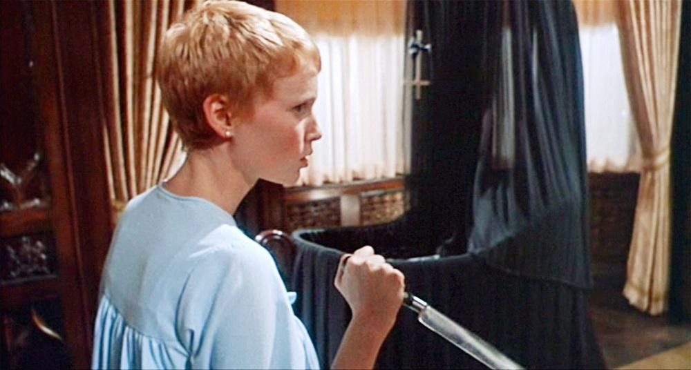 """Foto: kadr z filmu """"Dziecko Rosemary"""""""