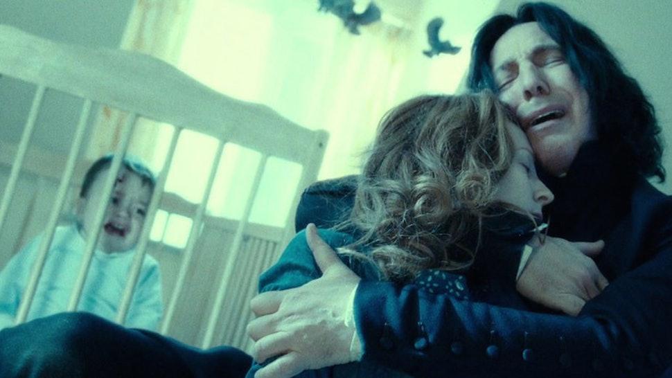 """Foto: kadr z filmu """"Harry Potter i Insygnia Śmierci""""/ Warner Bros."""