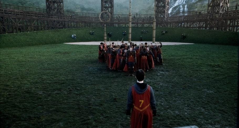 """Foto: kadr z filmu """"Harry Potter i Książę Półkrwi""""/ Warner Bros."""