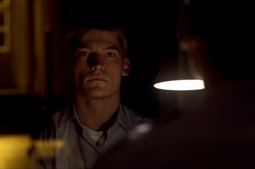 """Foto; kadr z filmu """"Nocny strażnik"""""""