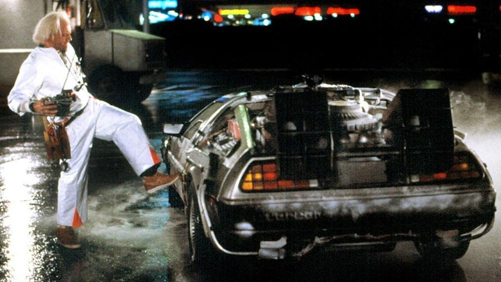 """Foto: kadr z filmu """"Powrót do przyszłości""""/ Universal Pictures"""