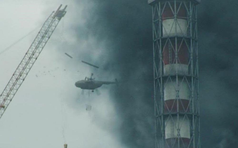 """Foto: kadr z miniserialu """"Czarnobyl"""""""