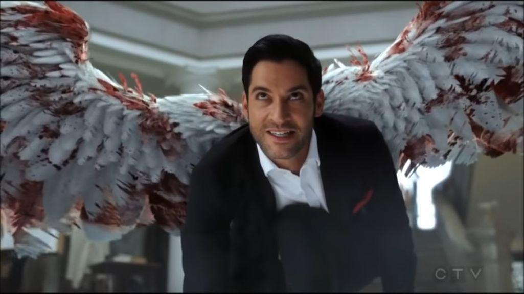 """Foto: Kadr z serialu """"Lucyfer"""""""