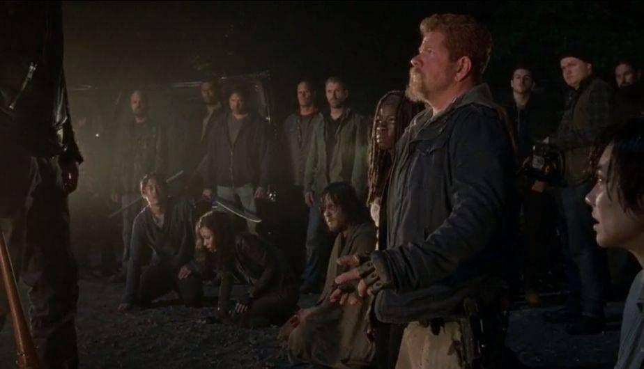 """Foto: kadr z serialu """"The Walking Dead"""""""