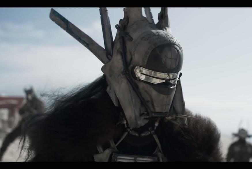 Postać z filmu Solo: A Star Wars Story