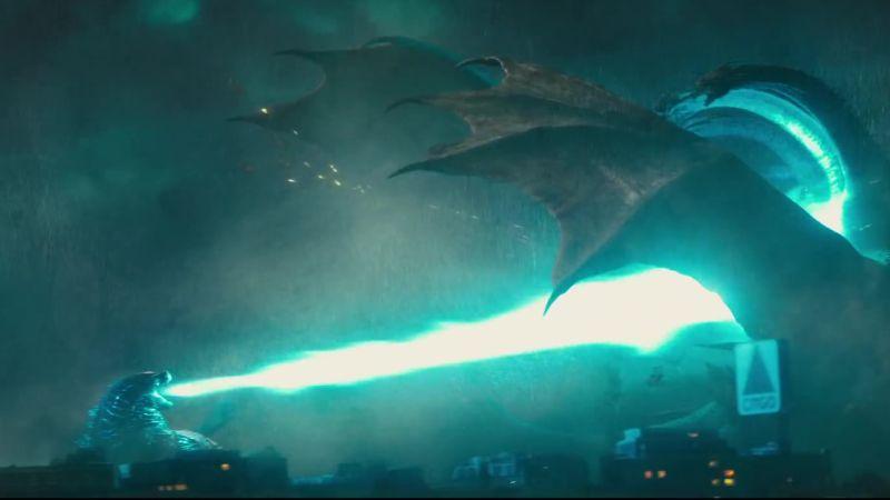"Foto: kadr ze zwiastuna filmu ""Godzilla: King of The Monsters"""