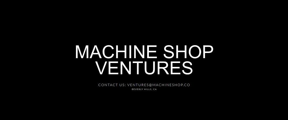 machine shop ventures