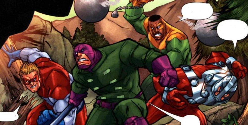 Foto: Marvel Comis/Marvel Adventures: The Avengers Vol 125