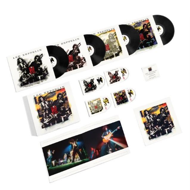 Reedycja koncertówki Led Zeppelin