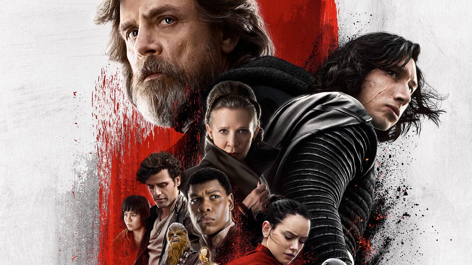 plakat Star Wars: the Last Jedi