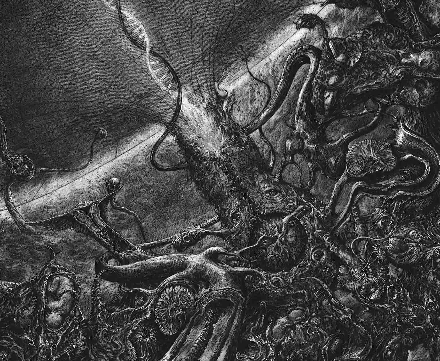 foto: Zbigniew M. Bielak; EXECRATION Return To The Void