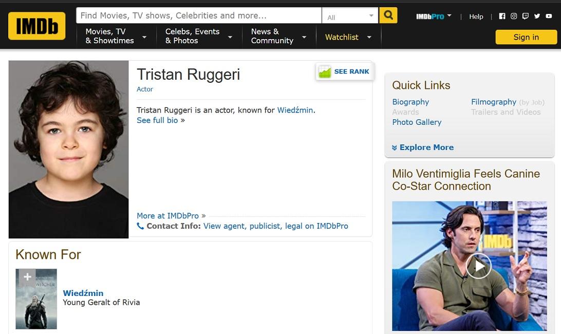 Foto: zrzut ekranu serwisu IMDb