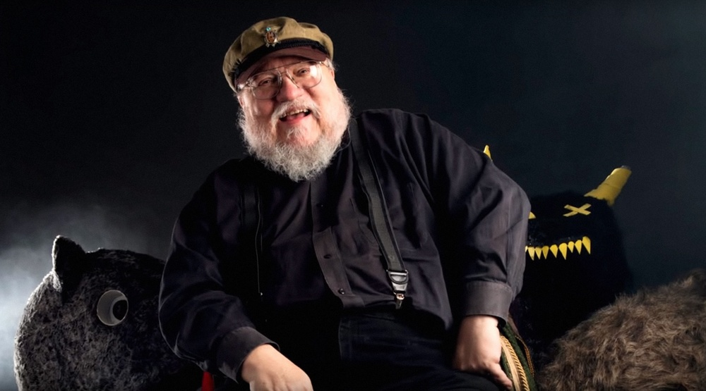 George R.R. Martin, foto: Everett Collection/East News