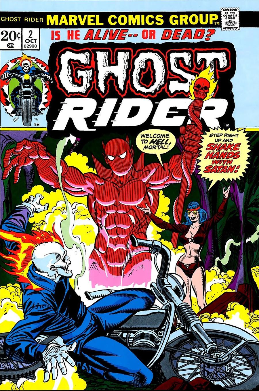 Ghost Rider vol. 2 #2