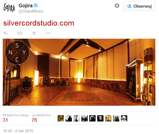 gojira studio3