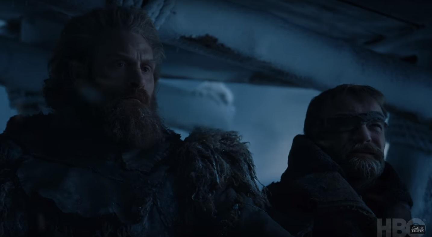 Tormund i Beric