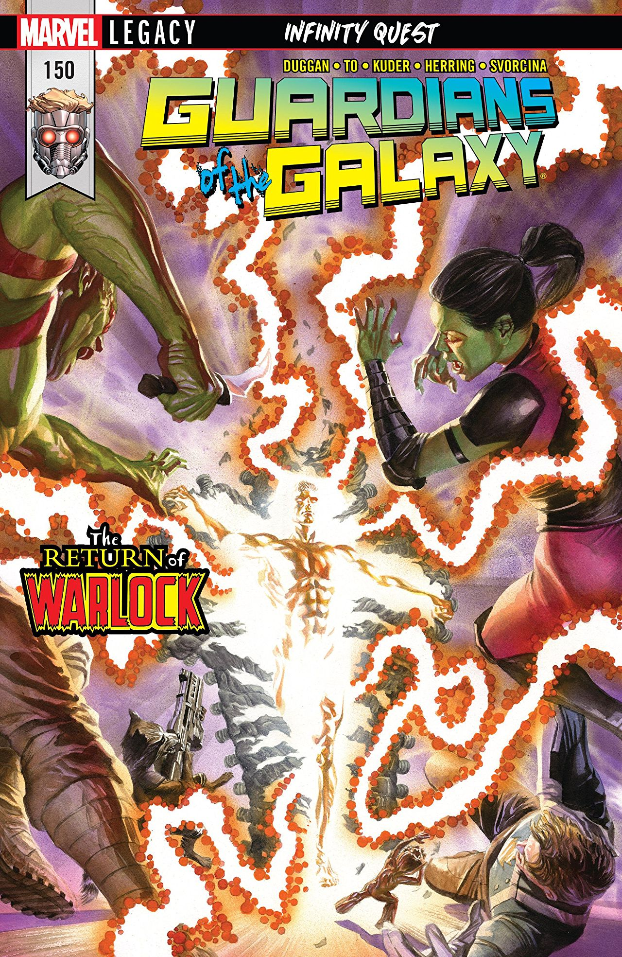 Guardians of the Galaxy vol. 1 #150