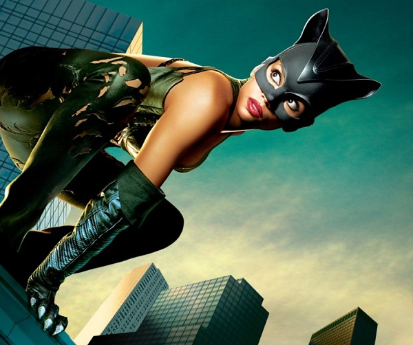 Halle Berry jako Catwoman