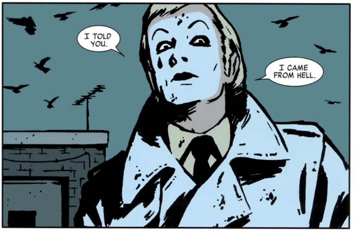 Hawkeye #8 (2012)