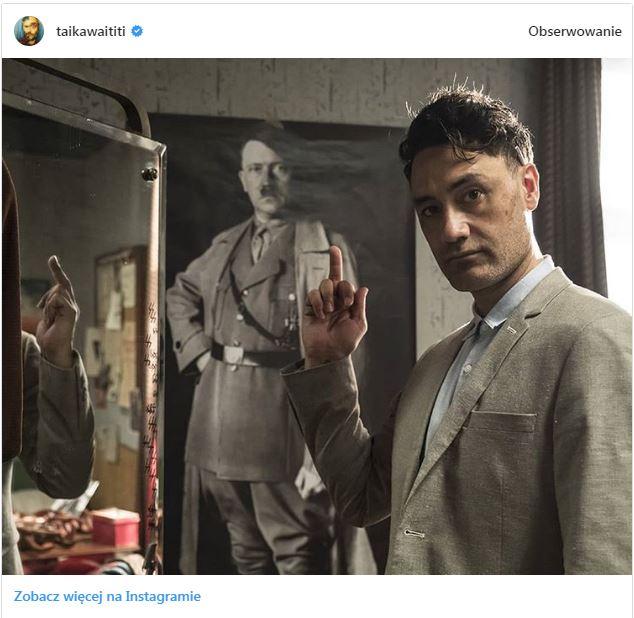 Taika Waititi Hitler