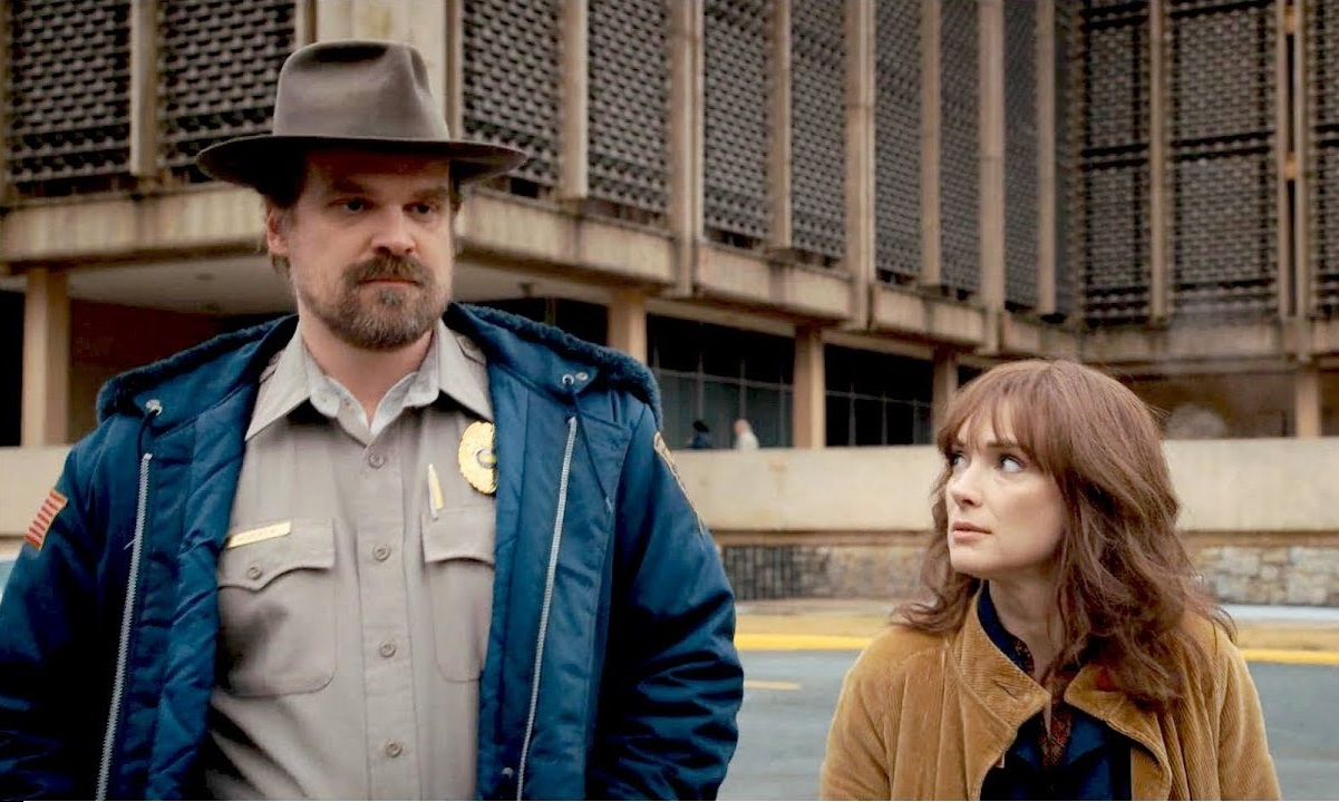 Hopper i Joyce